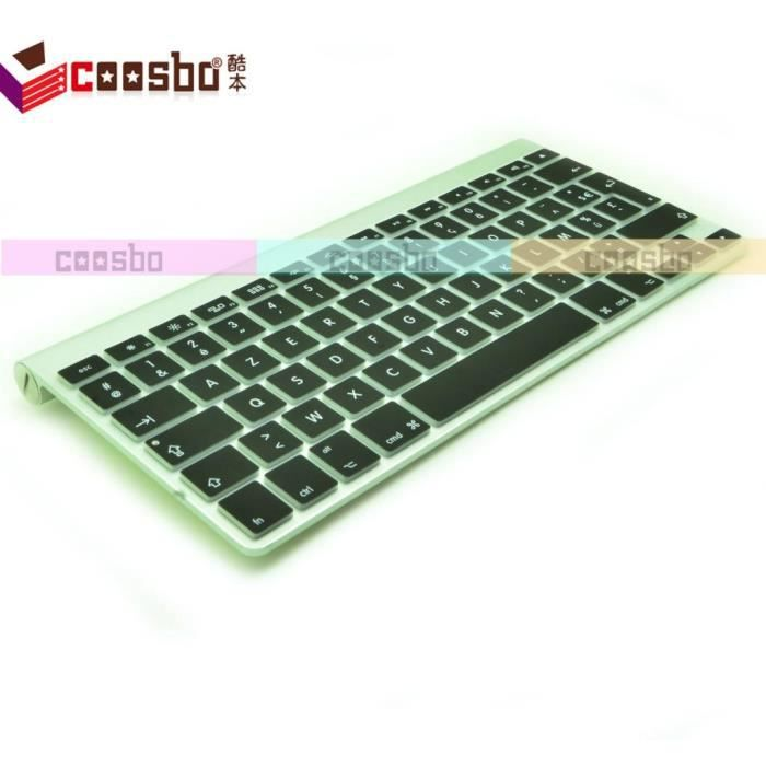 Coosbo housse clavier pour 13 15 macbook air pro achat for Housse macbook air 13