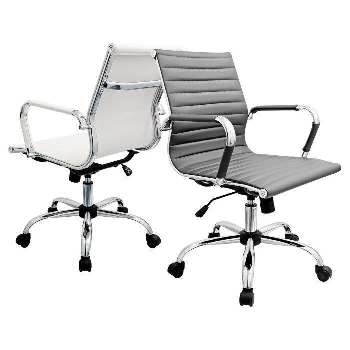 eames chaise de bureau CHAISE DE BUREAU EAMES STYLE OFFICE CHAIR