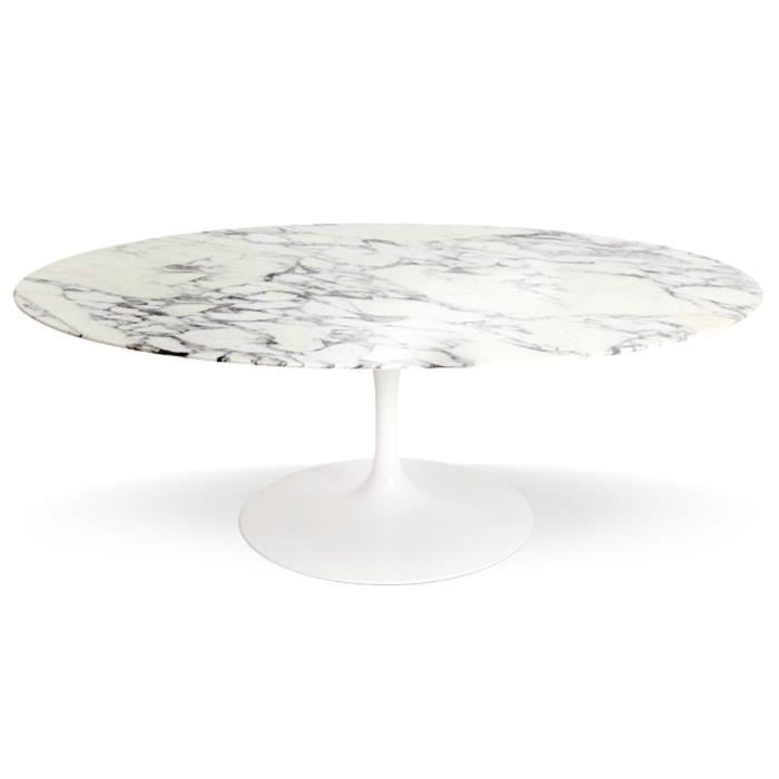 Table Basse Style Tulip Marbre Achat Vente Table Basse Table
