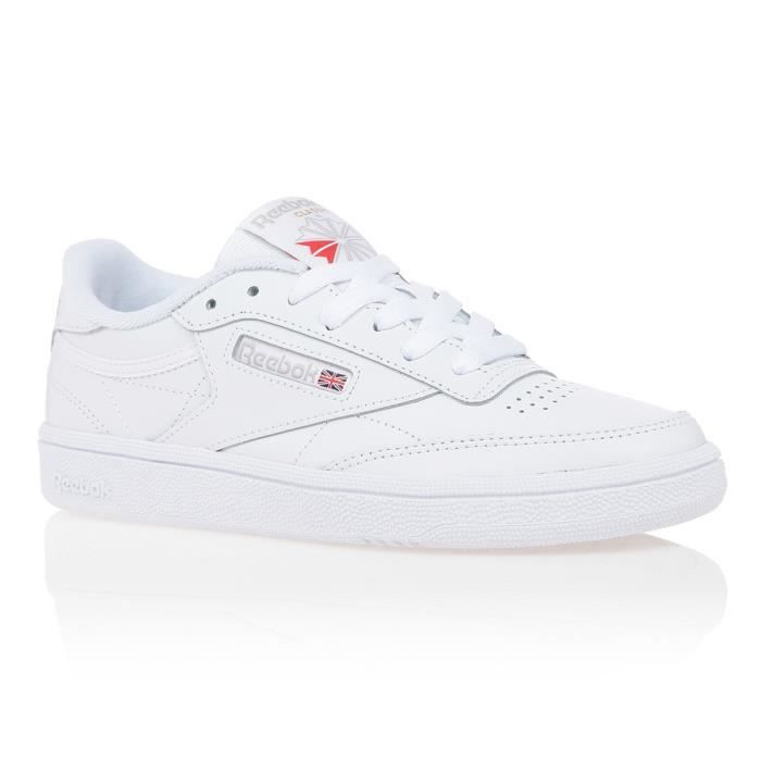reebok blanches cuir cuir reebok soldes soldes 7mbvY6gIfy