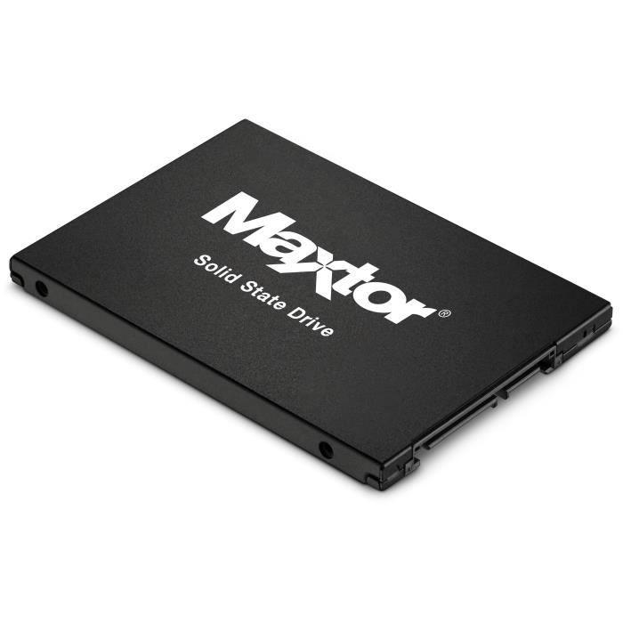 "DISQUE DUR SSD MAXTOR - Disque SSD Interne - Z1 - 240 Go - 2,5"" ("