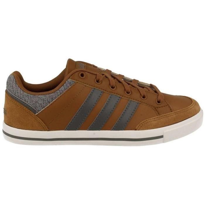 Chaussures Adidas Neo Cacity Marron Achat Vente basket