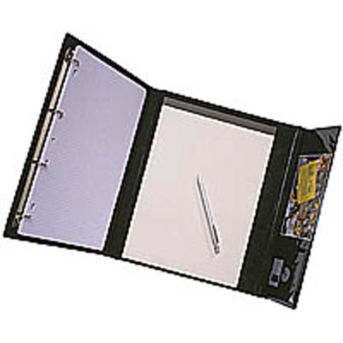 32 x 24 cm. Visiodirect Pochette de Rangement Rigide Dimensions