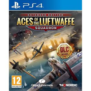 JEU PS4 Aces of the Luftwaffe - Squadron Edition Jeu PS4