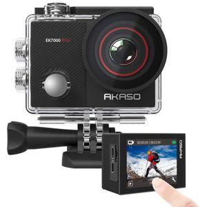 CAMÉRA SPORT AKASO Caméra Sport 4K WiFi Caméra d'action avec Ec