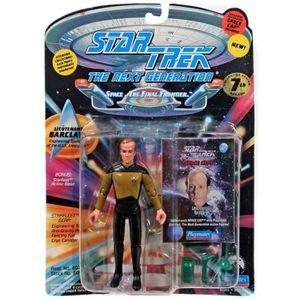 McFarlane Toys le Capitaine Jean-Luc Picard Star Trek Action Figure Series 1 7 pouces