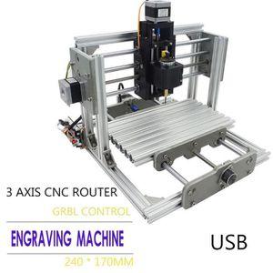 KIT GRAVURE DIY CNC Routeur Kit 3 Axes Fraiseuse Graveur Machi