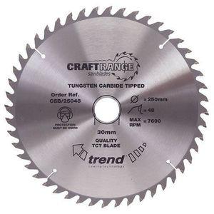 De Haute Qualité Cercle Scie Lame de scie scie circulaire 350x30 mm pour bois 36 dents NEUF