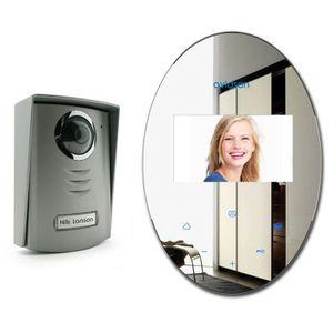 INTERPHONE - VISIOPHONE AVIDSEN SPEGEL Portier vidéo 2 fils
