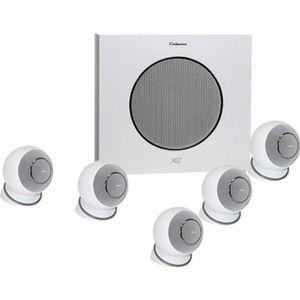PACK ENCEINTE Cabasse Eole 4 Système de haut-parleur pour home c