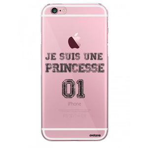 coque iphone 6 ecriture princesse