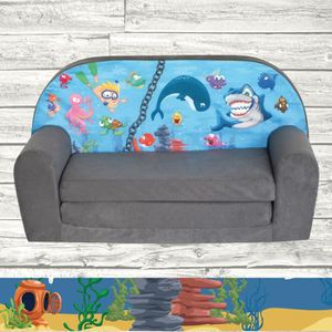 FAUTEUIL - CANAPÉ BÉBÉ Mini-canapé lit enfant Ocean II