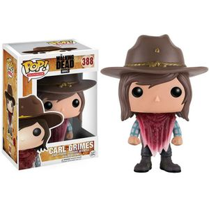 FIGURINE DE JEU Figurine Funko Pop! The Walking Dead: Carl Grimes