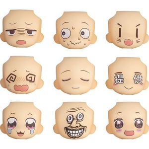 FIGURINE - PERSONNAGE Good Smile Company Nendoroid Plus Face Swap 5,1 cm