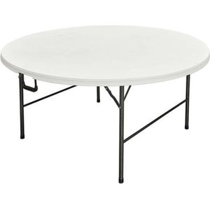 solde table ronde pliante