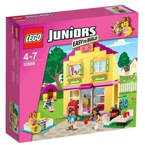 ASSEMBLAGE CONSTRUCTION LEGO® Juniors 10686 La Maison - 226 pièces