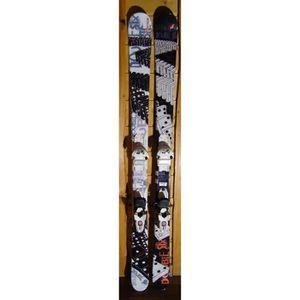 SKI Ski parabolique d'occasion NORDICA Double Six