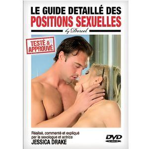 DVD FILM Le Guide détaillé des positions sexuelles