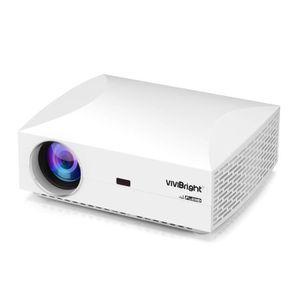 Vidéoprojecteur Vidéoprojecteur 4K LED Portable -VIVIBRIGHT F30 Mi