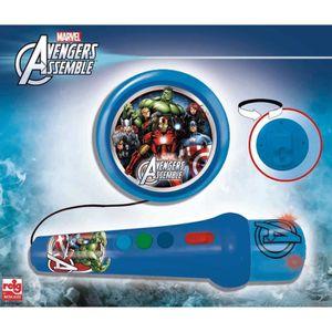 INSTRUMENT DE MUSIQUE AVENGERS Micro A Main Avengers Avec Amplificateur
