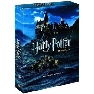 DVD FILM Harry Potter - L'intégrale en DVD
