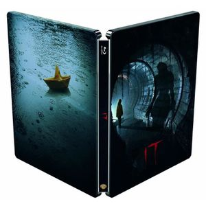 BLU-RAY FILM ça Bluray 4K Edition Steelbook Fnac