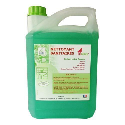 Nettoyant sanitaires Ecolabel (5 Litres)