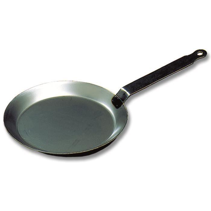 Poêle à crêpes ou à pancakes professionnelle, e...