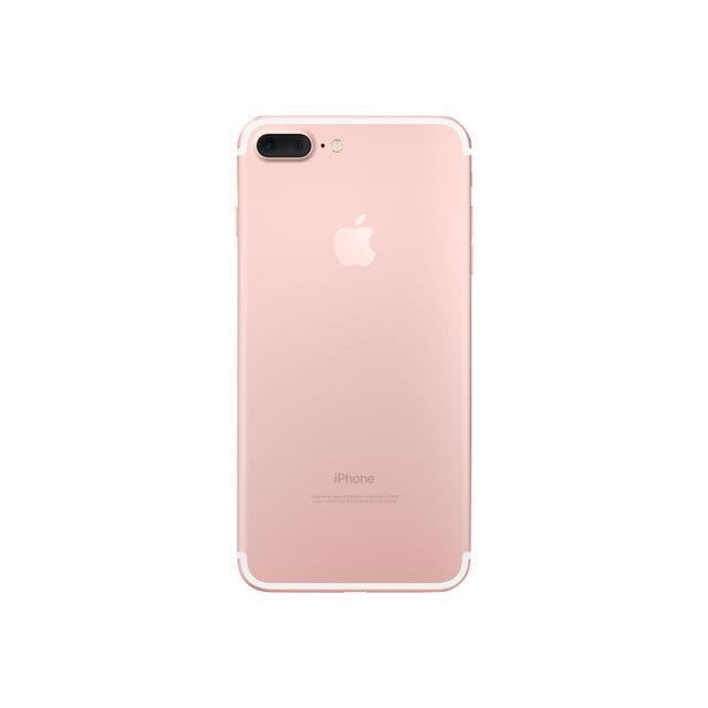 iphone 7 plus 128go or rose tout op rateurs achat smartphone pas cher avis et meilleur prix. Black Bedroom Furniture Sets. Home Design Ideas