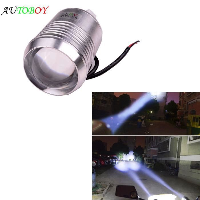 u2 12v led laser fog light phare antibrouillard spot. Black Bedroom Furniture Sets. Home Design Ideas