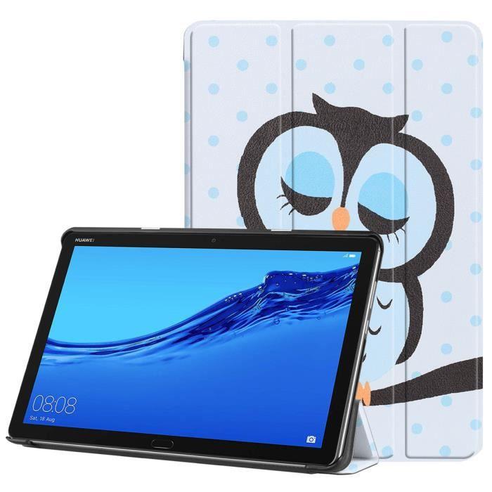 Antichoc Tablette Housse Huawei Mediapad M5 Lite 10 1 Pu Cuir Coque Avec Support étui Huawei Mediapad M5 Lite K8 Prix Pas Cher Cdiscount