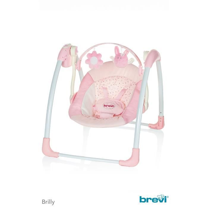 BALANCELLE BREVI Balancelle Fille Brilly Little Angel 2 Posit