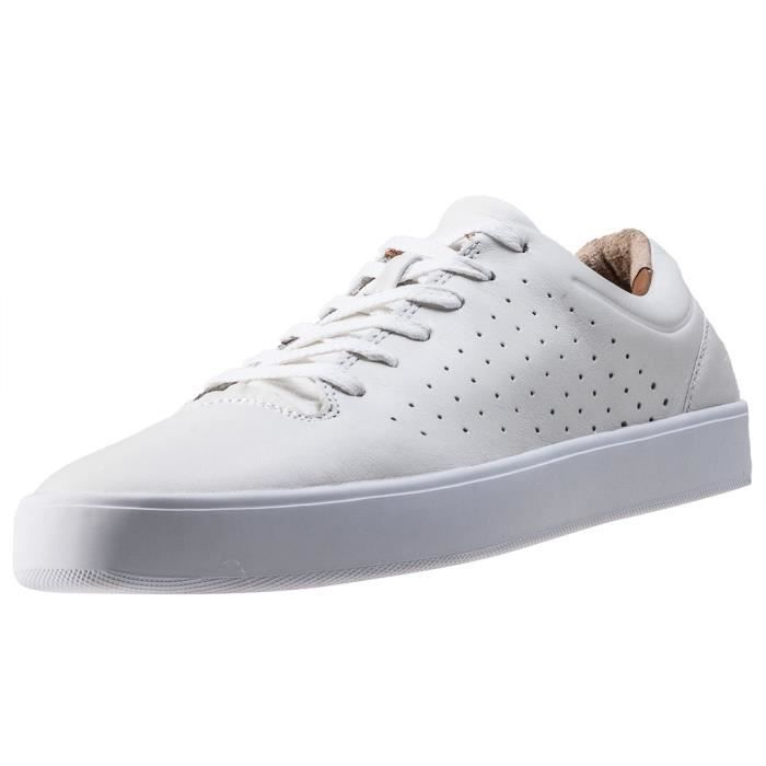 Lacoste Tamora Lace Up 116 2 Femmes Baskets Off White - 8 UK