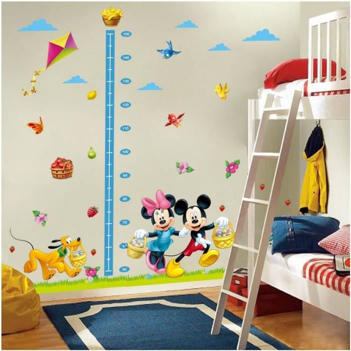 deco mickey achat vente deco mickey pas cher cdiscount. Black Bedroom Furniture Sets. Home Design Ideas