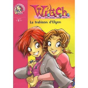 Livre 6-9 ANS Witch Tome 2