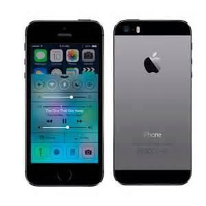 SMARTPHONE APPLE IPHONE 5S 16GO NOIR