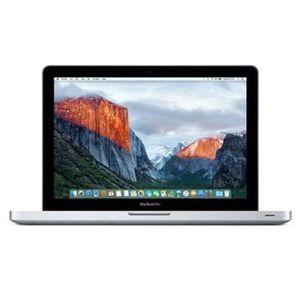 """Top achat PC Portable MacBook Pro 15"""" A1286 Intel Core i7 2011 pas cher"""