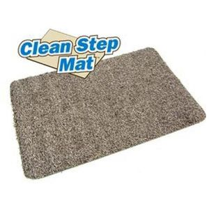 Tapis super absorbant clean step