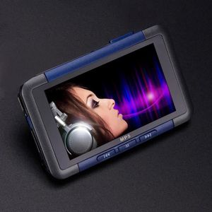 LECTEUR MP3  Lecteur de musique MP3 MP4 MP5 mince de 8 Go avec