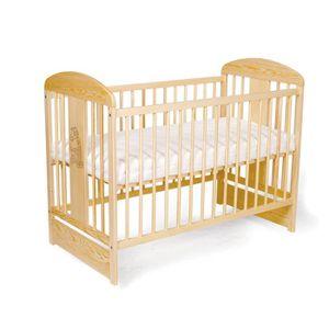 LIT BÉBÉ Lit pour Bébé à barreaux TOMI 12 -