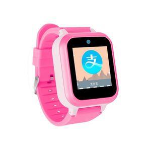 MONTRE CONNECTÉE S1-LY Enfants Smart Watch 4G Wifi GPS Tracker Mont