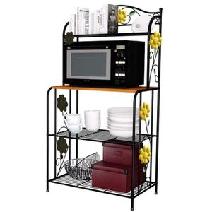 etagere pour micro onde trendy amantine tagre style chelle bibliothque rangement livre fleur. Black Bedroom Furniture Sets. Home Design Ideas