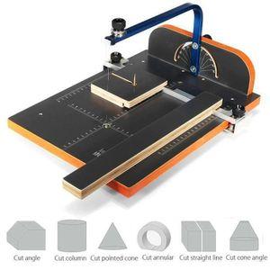 Électrique fil chaud Cire Mousse Polystyrène Cutter Machine De Découpe 38*58cm