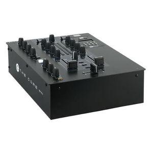 TABLE DE MIXAGE  CORE MIX-2 USB Table de mixage DJ 2 canaux avec i
