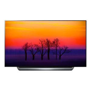 Téléviseur LED LG OLED77C8LLA Classe 77