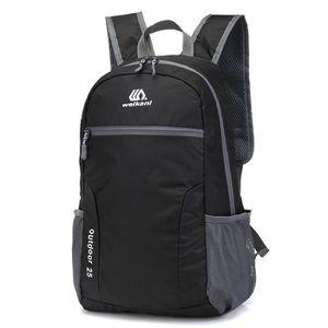 Randonn/ée Voyage Fitness iRegro 35L Sac /à Dos Pliable 300D Nylon Imperm/éable Ultra-L/éger Daypack Sac /à Dos de Sports pour Le Camping