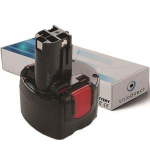 GBM 9.6ves-2 Chargeur station pour Bosch GBM 9.6ves-1