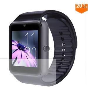 MONTRE CONNECTÉE Montre Smart Watch GT08 horloge Sync Notifier avec