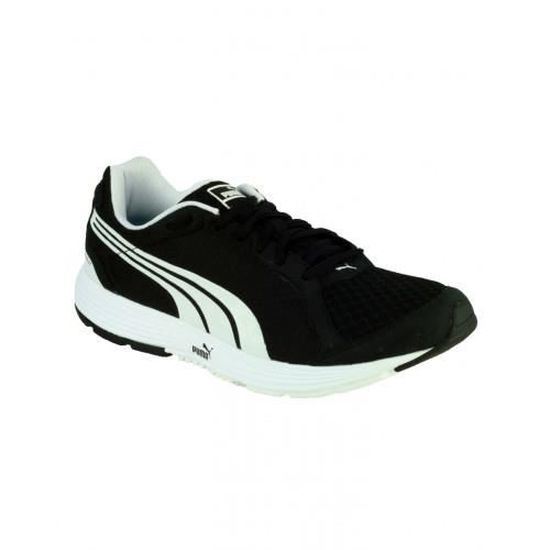 official photos 11cdf 0b484 BASKET Puma Descendent - Baskets - Homme Noir blanc