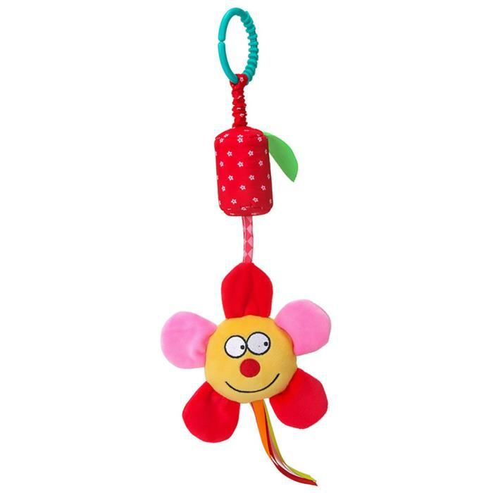 Lit suspendu pour poussette Lit suspendu autour du jouet pour bébé avec carillon à vent BB Type A HGF90320008A